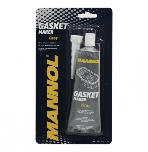 sealants MANNOL 9913 Gasket Maker Gray