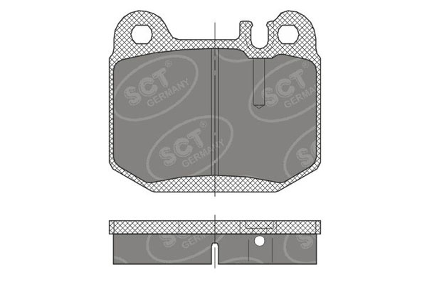 brake pad set,disc brake