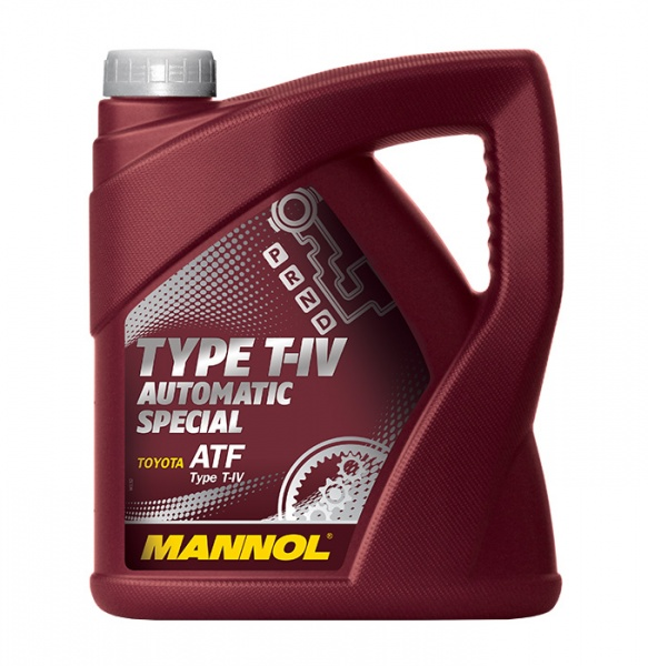 transmission oil MANNOL Type T-IV Automatic Special 4l