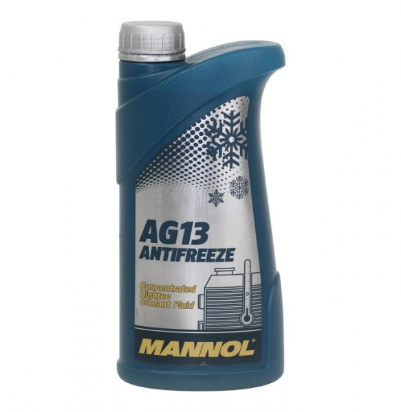 concentrate Hightec antifreeze AG13 1l green
