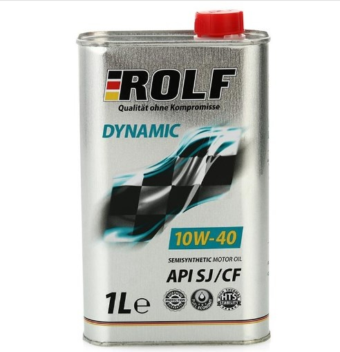 semi-synthetic motor oil Rolf Dynamic 10W-40 SJ / CFs 1l