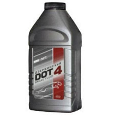 brake fluid DOT-4 DzerjinskI 455G
