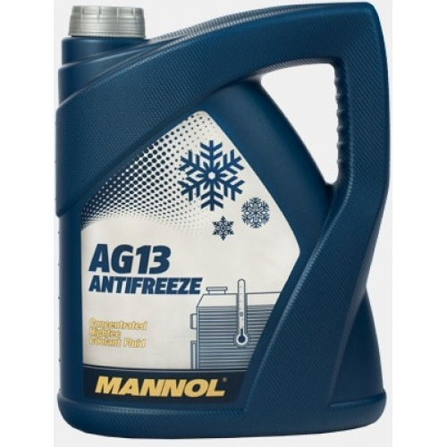concentrate  hightec antifreeze AG13 5l green