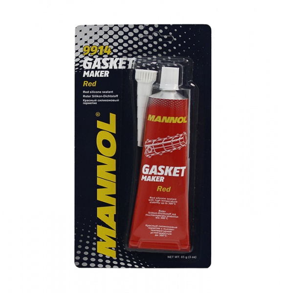 sealants MANNOL 9914 Gasket Maker Red
